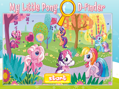 My Littlle Pony D Finder