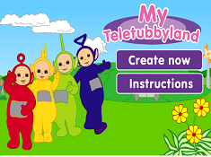 My Teletubbyland