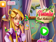 Natalie Real Makeover