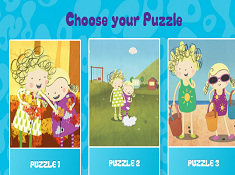 Nelly and Nora Puzzle
