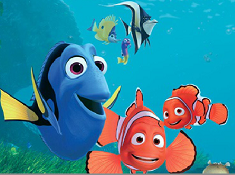 Nemo and Friends Puzzle