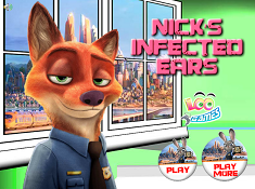Nicks Infected Ears