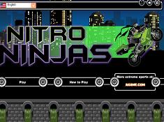 Nitro Ninjas