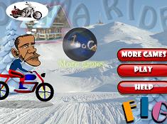 Obama Motorcycle