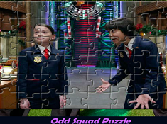 Odd Squad Jigsaw