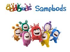 Oddbods Samebods