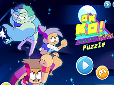 OK KO Lakewood Plaza Turbo Puzzle