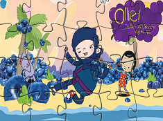 Ollie the Boy Who Became What He Ate Jigsaw