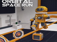 Orbital Space Run