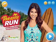 Paradise Run Bejeweled