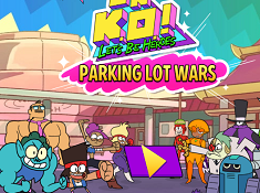 Parking Lot Wars