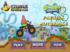 Patrick Motorbike
