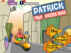 Patrick the Pizza Boy
