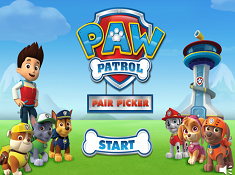 Paw Patrol Pair Picker