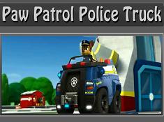 Paw Patrol Police Truck