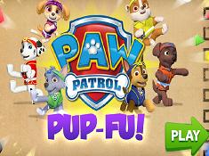 Paw Patrol Pup Fu