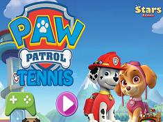 Paw Patrol Tennis