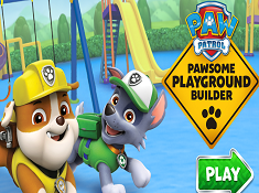 Pawsome Playground Builder