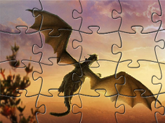 Petes Dragon Jigsaw Puzzle