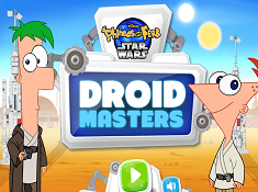 Phineas and Ferb Droid Master