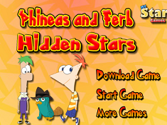 Phineas and Ferb Hidden Stars