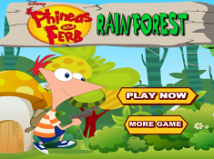 Phineas and Ferb Rainforest