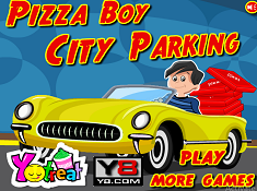 Pizza Boy City Parking