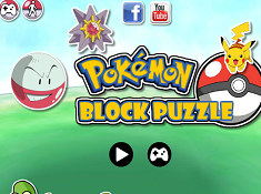 Pokemon Block Puzzle