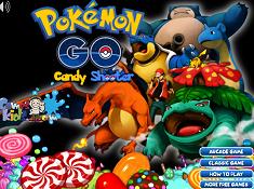 Pokemon Go Candy Shooter