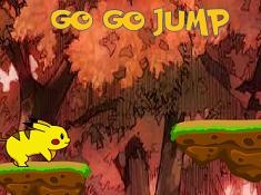Pokemon Go Go Jump