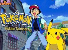 Pokemon Hidden Numbers