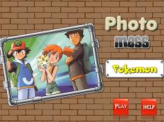 Pokemon Photo Mess