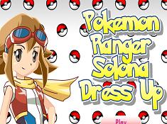 Pokemon Ranger Solon Dress Up