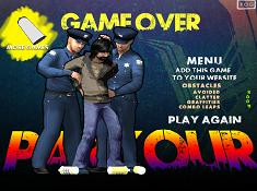 Police Parkour