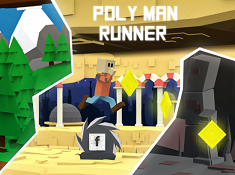 Poly Man Runner