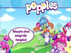 Popples Hidden Objects