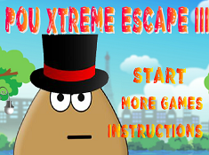 Pou Extreme Escape 3