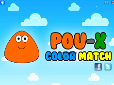 Pou X Color Match