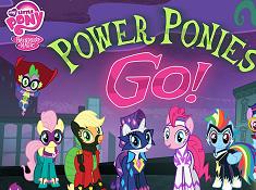 Power Ponies Go