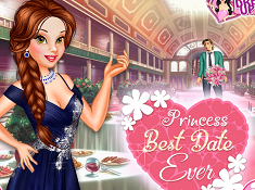Princess Best Date Ever