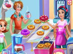 Princess Donuts Shop 2