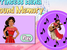 Princess Elena Sound Memory