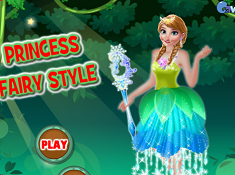 Princess Fairy Style