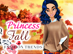 Princess Fall Fashion Trends