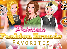 Princess Fashion Brands Favorites