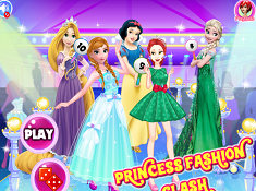 Princess Fashion Clash