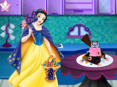 Princess Halloween IceCream