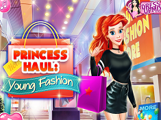 Princess Haul Young Fashion