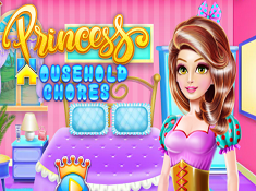 Princess Household Chores