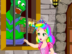 Princess Juliet Castle Escape 4 Trolls Castle